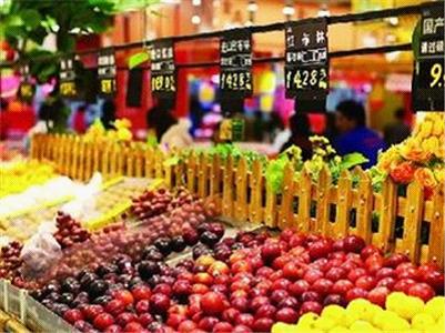 深圳市果蔬价格稳中有跌(图)